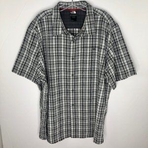 The North Face Hammetts Short Sleeve Plaid Shirt